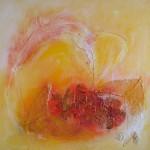 2004 Frühlingsgefühle 70x70