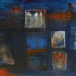 2006 Einblicke 60x80