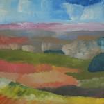 2008 Eifel 60x80