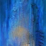 2011 Nur Blau 40x80