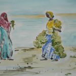 2012 Algenfängerinnen a. Sansibar