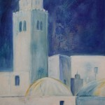 2004 Sidi Bou Said 60x80